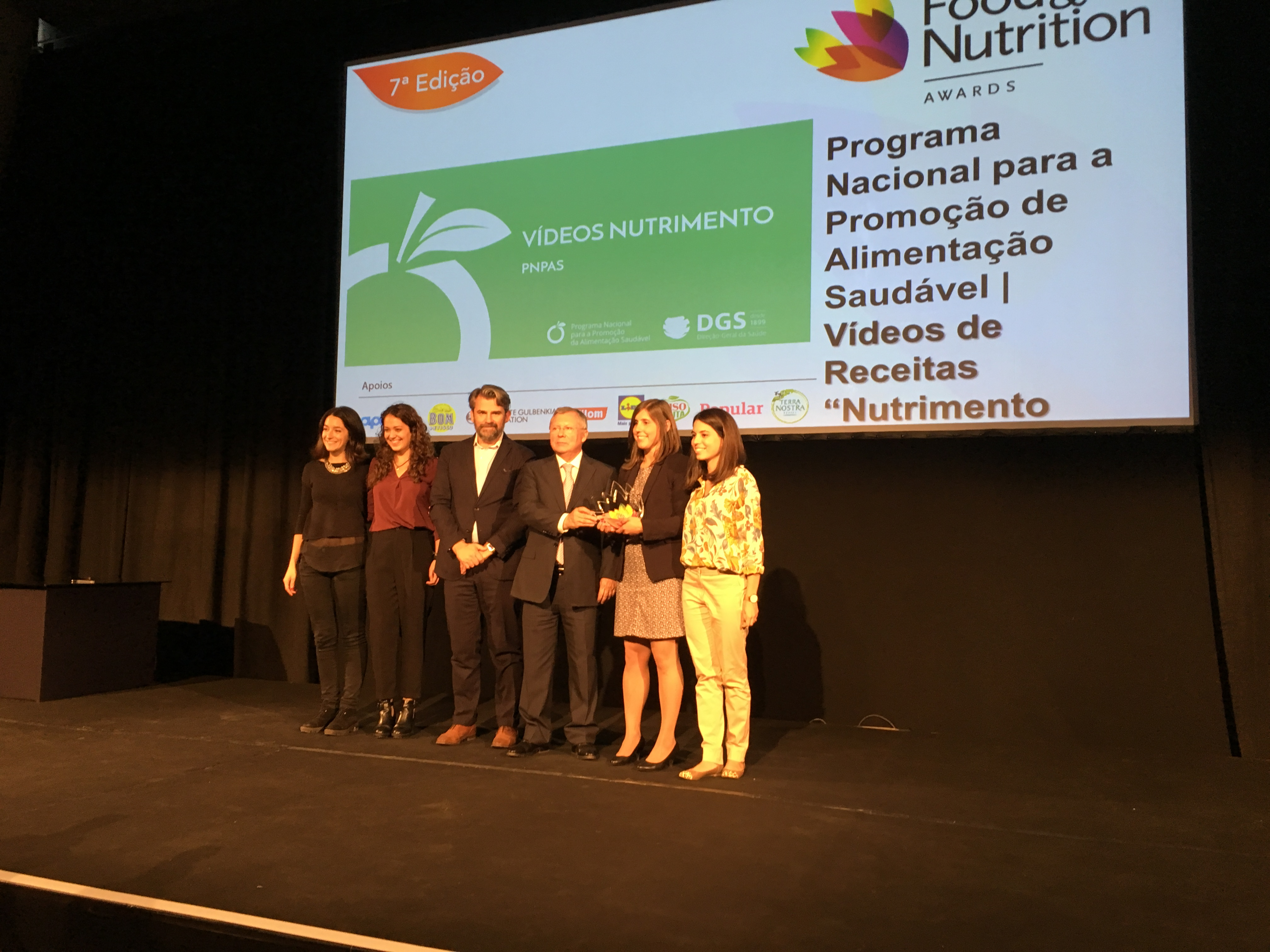 Prémios Food & Nutrition Awards